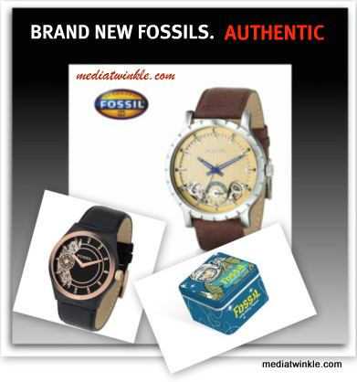Media Twinkle Fossil Collections